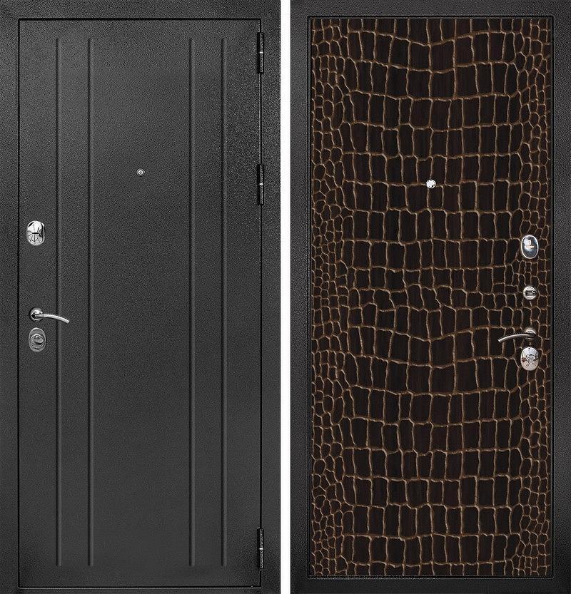Характеристики стальных бронированных входных дверей в Химках